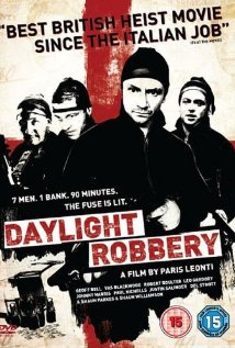 Daylight Robbery (2008) cover