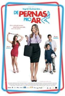 De Pernas pro Ar (2010) cover
