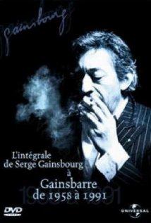De Serge Gainsbourg à Gainsbarre de 1958 - 1991 (1994) cover