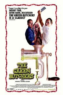 De grønne slagtere (2003) cover