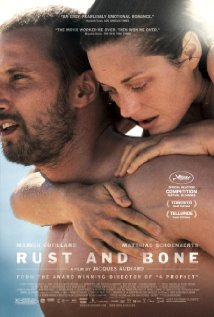 De rouille et d'os (2012) cover