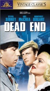 Dead End (1937) cover
