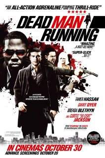 Dead Man Running (2009) cover