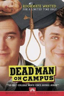 Dead Man on Campus 1998 poster