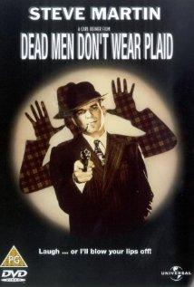Dead Men Don't Wear Plaid (1982) cover