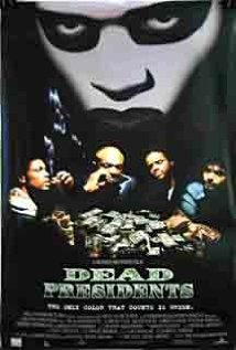 Dead Presidents (1995) cover