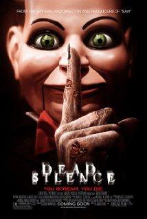 Dead Silence (2007) cover