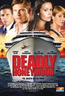 Deadly Honeymoon (2010) cover