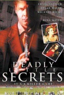 Deadly Little Secrets (2002) cover