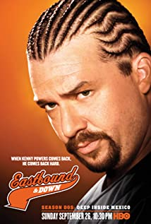 Eastbound & Down (2009) cover