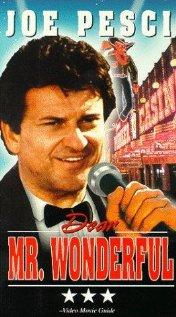 Dear Mr. Wonderful (1982) cover