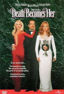 Death Becomes Her (1992) cover