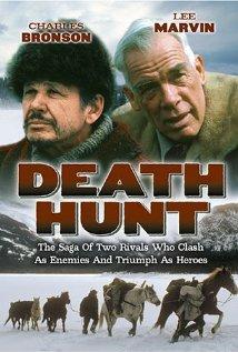 Death Hunt 1981 poster