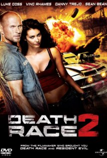 Death Race 2 (2010) cover