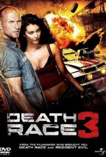 Death Race: Inferno (2013) cover