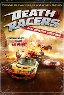 Death Racers (2008) cover