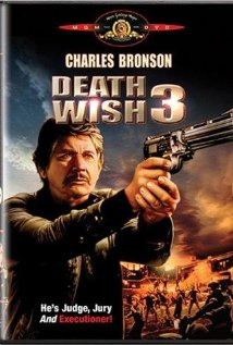 Death Wish 3 (1985) cover