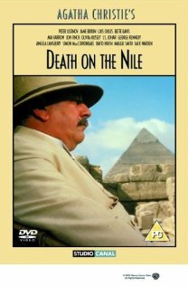 Death on the Nile (1978) cover