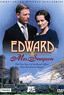 Edward & Mrs. Simpson (1978) cover
