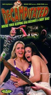 Decampitated 1998 poster