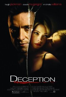 Deception (2008) cover