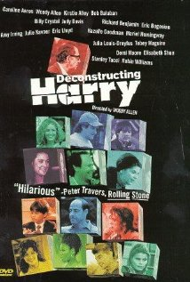 Deconstructing Harry (1997) cover