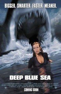 Deep Blue Sea (1999) cover