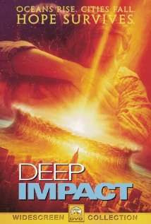 Deep Impact (1998) cover