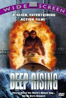 Deep Rising (1998) cover