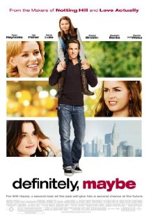 Definitely, Maybe (2008) cover