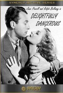 Delightfully Dangerous (1945) cover