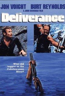 Deliverance (1972) cover