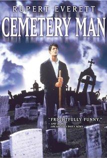 Dellamorte Dellamore (1994) cover