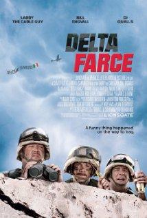 Delta Farce (2007) cover