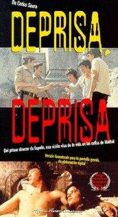 Deprisa, deprisa (1981) cover