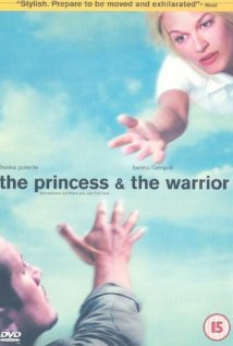 Der Krieger und die Kaiserin 2000 poster