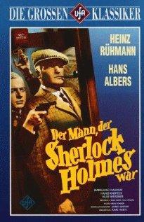 Der Mann, der Sherlock Holmes war (1937) cover