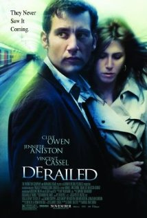 Derailed (2005) cover
