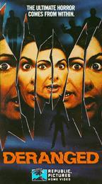 Deranged (1987) cover