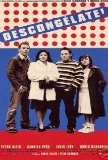 Descongélate! (2003) cover