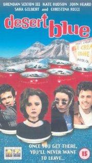Desert Blue 1998 poster