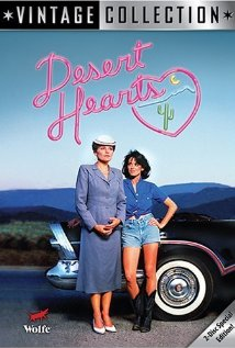 Desert Hearts (1985) cover