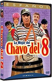 El chavo del ocho (1972) cover