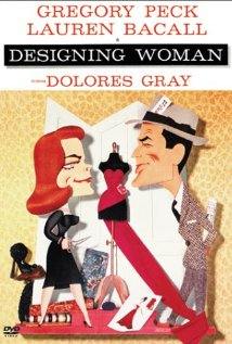 Designing Woman (1957) cover