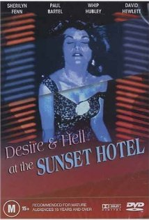 Desire and Hell at Sunset Motel 1991 poster