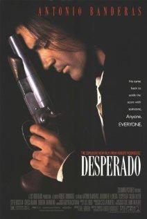 Desperado 1995 poster
