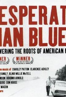 Desperate Man Blues (2003) cover