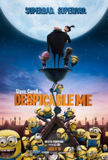 Despicable Me 2010 poster