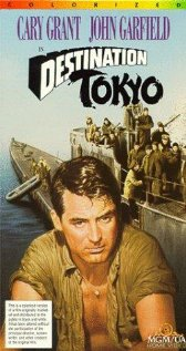 Destination Tokyo (1943) cover