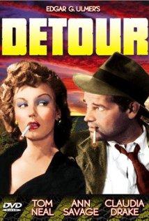 Detour (1945) cover